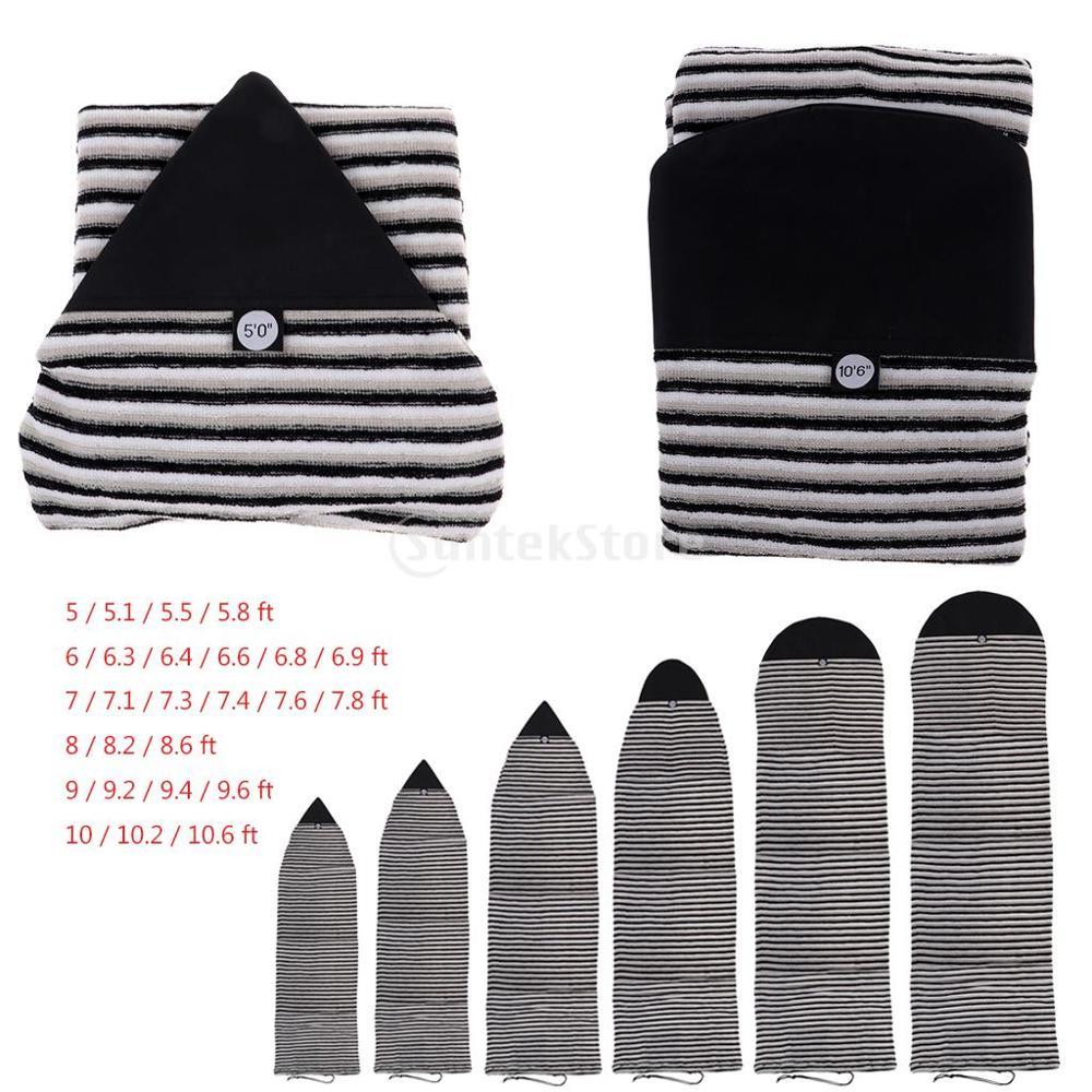 Эластичная Защитная крышка для носков для серфинга, дорожная сумка, водные виды спорта, аксессуары для серфинга, 26 размеры на выбор