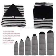 Élastique planche de surf chaussette housse de rangement de protection sac de voyage Sports nautiques surf accessoires 26 tailles au choix