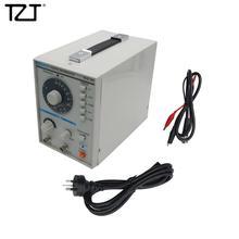 TZT TAG 101 funkcja generatora dźwięku 10 do 1Mhz sygnał precyzyjny niski Generator sygnałowy