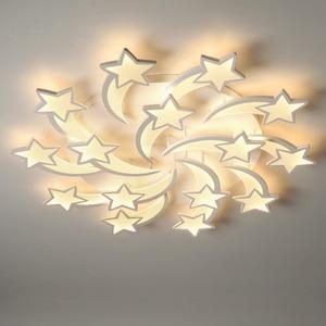 Modern LED Chandelier Ceiling