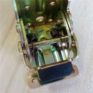 Image 4 - 4 paket kilidi açılır kapanır masa yatak bacak ayak çelik katlanır katlanabilir destek braketi vida