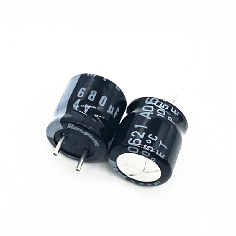 20pcs/lot <font><b>capacitor</b></font> <font><b>4V</b></font> <font><b>680uf</b></font> 8*8MM for PC LCD computer motherboard replacement parts <font><b>capacitor</b></font> 20% image