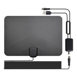 hengshanlao digital antena for tv receiver indoor 3000 Miles clear HD TV Antenna dish With Amplifier Fox satellite dish Aerial