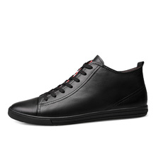 Carter 1687 first layer leather + microfiber leather sneakers 2021