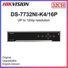 Оригинальный видеорегистратор hikvision 32ch 16ch poe ds 7732ni
