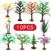 10PCS Tree Toy