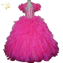 Jeanne Liefde 2020 Nieuwe Collectie Real Photo Hoge Kwaliteit Prinses Met Jacket Pailletten Quinceanera Jurken Baljurk Prom Dress 23012(China)