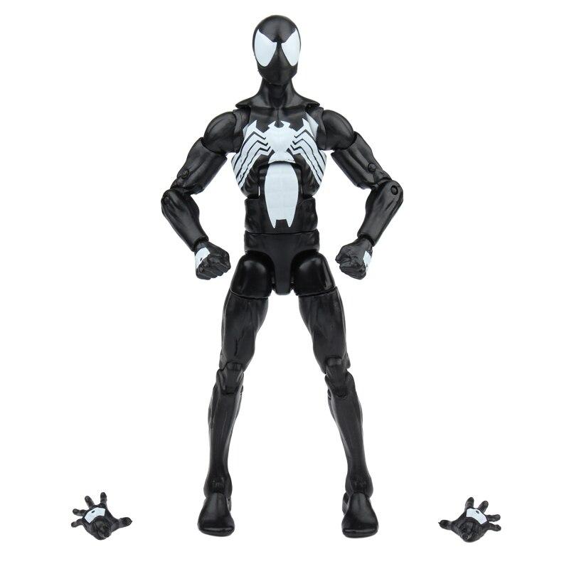 Venom Spiderman Action Figure Collection Model Toy For Children Spider-man