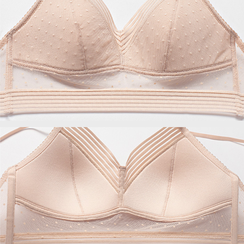 Backless Strapless Bra | Push Up Bra | Wire Free Sexy Lace Bra 6