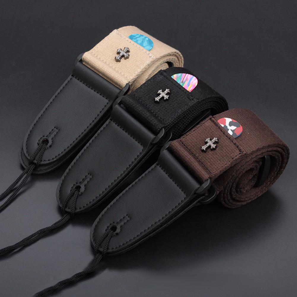 Pasovi za električno kitaro pasovi za akustično ljudsko kitaro - Glasbila - Fotografija 1