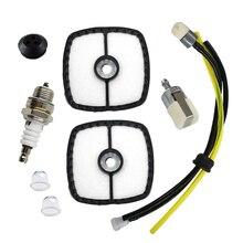 Air Fuel Line Filter Tune Up Kit Fits For Echo GT-200 SRM-2100 SRM-210 SRM-225