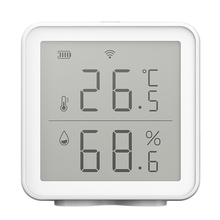 Sensor Wifi Home for Smart Notice Lcd-Display Temperature Multiple-Modes And App Indoor