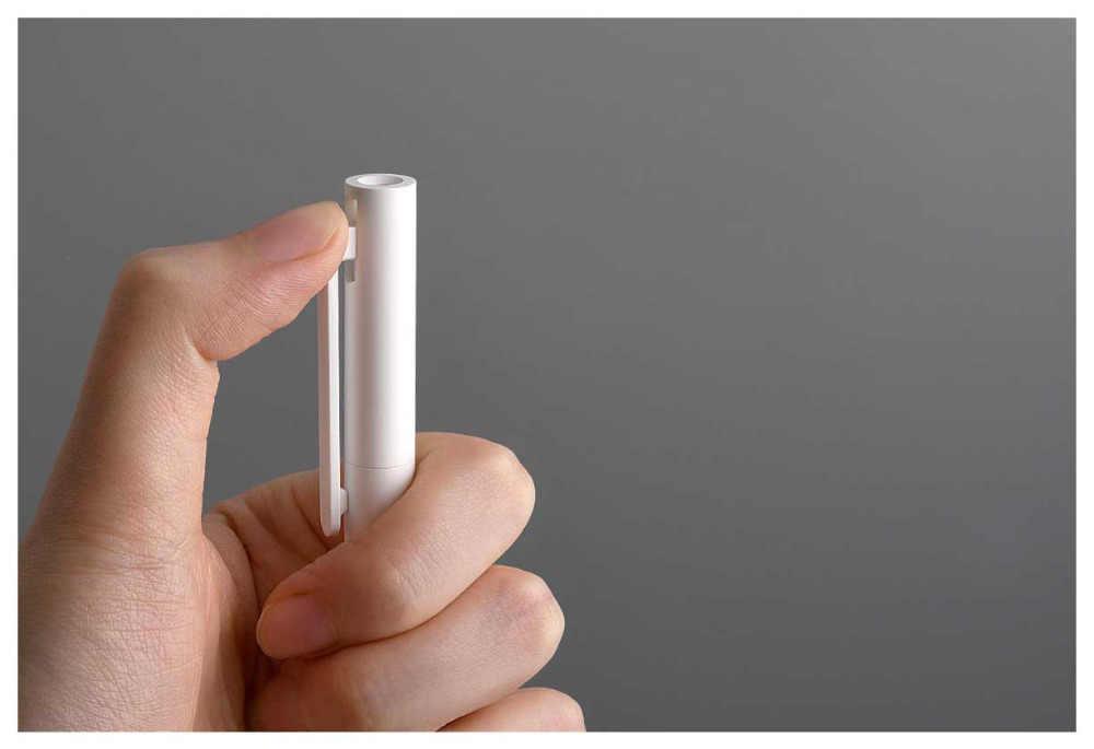 Originale Xiaomi Norma Mijia Penna Del Gel 9.5 millimetri Nessuna Protezione di Scrittura Della Penna Svizzera Refill penna A Sfera Giappone Blu/Inchiostro Nero scuola di scrittura della penna