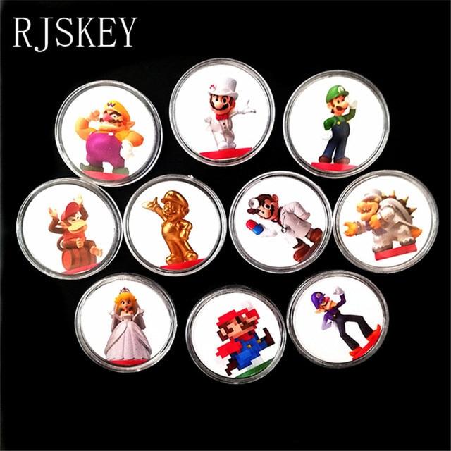 10Pcs Super Mario