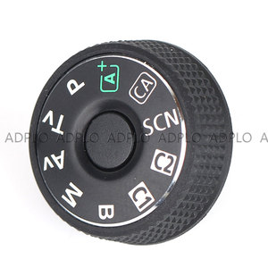 Image 4 - ADPLO SLR digital camera repair replacement parts  top cover mode dial for Canon EOS 6D