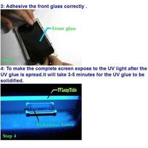 Easy Apply LCD Glass UV Glue Repair Anti Dust Transparent Phone Touch Screen Office Practical Liquid Optical Clear Adhesive