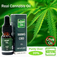 10 Ml CBD Hemp Oil 5% CBD Element inside improve spirit and sleep quality more efficiency CBD OIL Relief Pain anti-anxiety fast