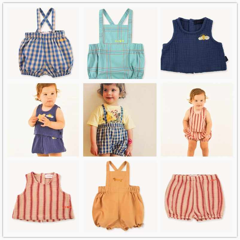 TC 2020 baby boy clothing baby girl clothes kids clothing short+shirts 2 pcs clothing sets boys clothing thanksgiving