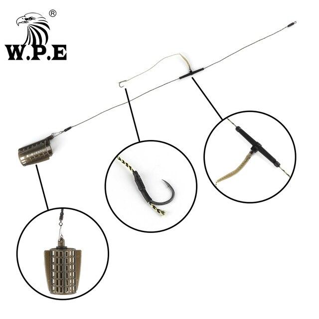 Best W.P.E Carp Fishing Hook Group 30g/40g/50g/60g/70g Fishhooks cb5feb1b7314637725a2e7: W1001|W1004