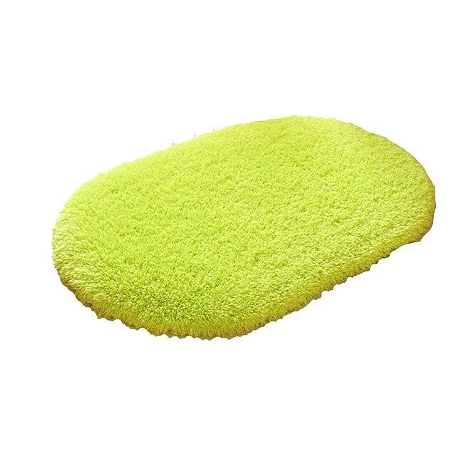 40*60 سنتيمتر الحمام السجاد زلة مقاومة الحصير المرجان الصوف ممسحة السجاد الطابق امتصاص الماء الحصير ковриа ваннию