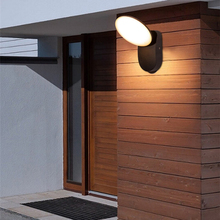LED Wall Light Outdoor Waterproof outdoor led light outdoor lamp Outdoor Wall Light for Balcony garden lights outdoor lighting цена 2017