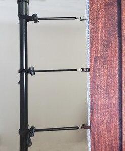 Image 2 - VinylBDS Clips de fondo soporte para estudio fotográfico, 12 en 1 Pack