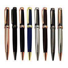 Высококачественная металлическая шариковая ручка с гравировкой