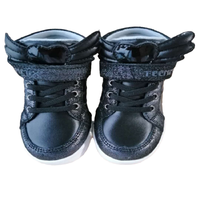Kids Boots Children's Shoes Children's Martin Boots Boys' New Winter Children's Leather Short Boots