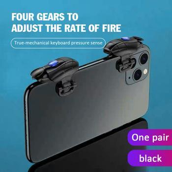 Phone Gamepad Joystick For PUBG Mobile L1 R1 Shooter Controller Gaming-grade Alloy Keys Sensitive Button Shooter Equipment