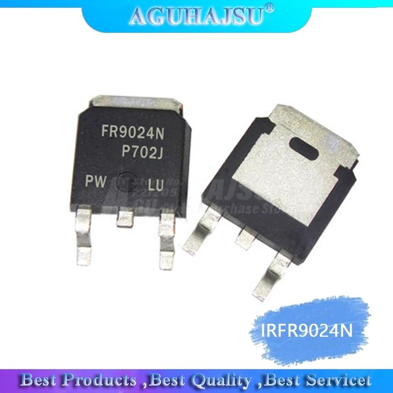 10pcs/lot IRFR9024N FR9024N TO252 MOS FET New Original