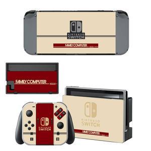 Image 4 - Nintendo Switchสติกเกอร์ผิวไวนิลNintendoSwitchสติกเกอร์สกินใช้งานร่วมกับคอนโซลNintendo SwitchและJoy Con