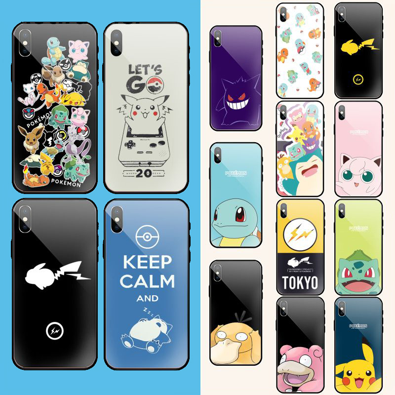 cover iphone 7 pokemon