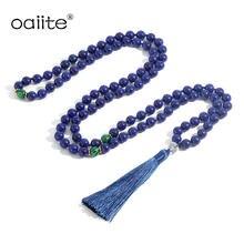 Ожерелье oaiite japan mala для женщин молитвенные бусины 108