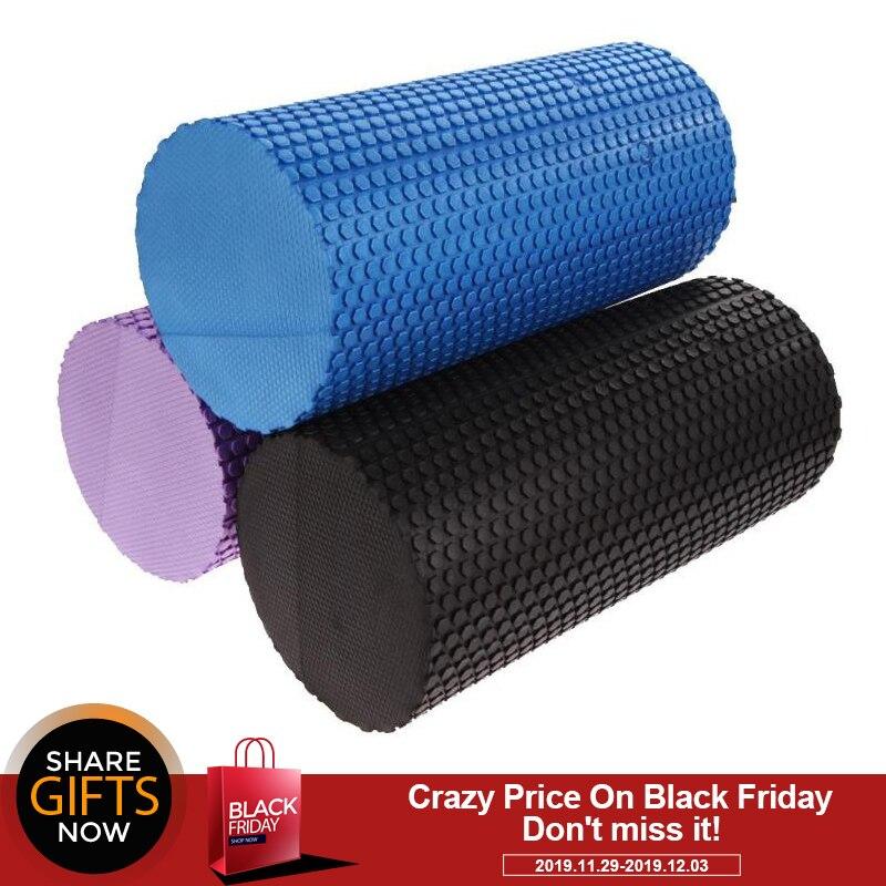 Foamroller Gym ExerciseFitness Floating Point EVA Yoga Foam Roller Massage Relaxing Massage Pilates Column Rodillo Masaje Facial