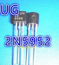 (5 STUKS) (10 PCS) 2N5952 TO92