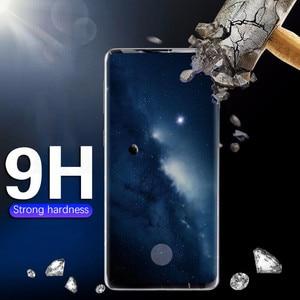 Закаленное стекло 500D для samsung Galaxy S20 Ultra S8 S9 S20 Note 9 8, Защитная пленка для samsung S9 S20 Plus