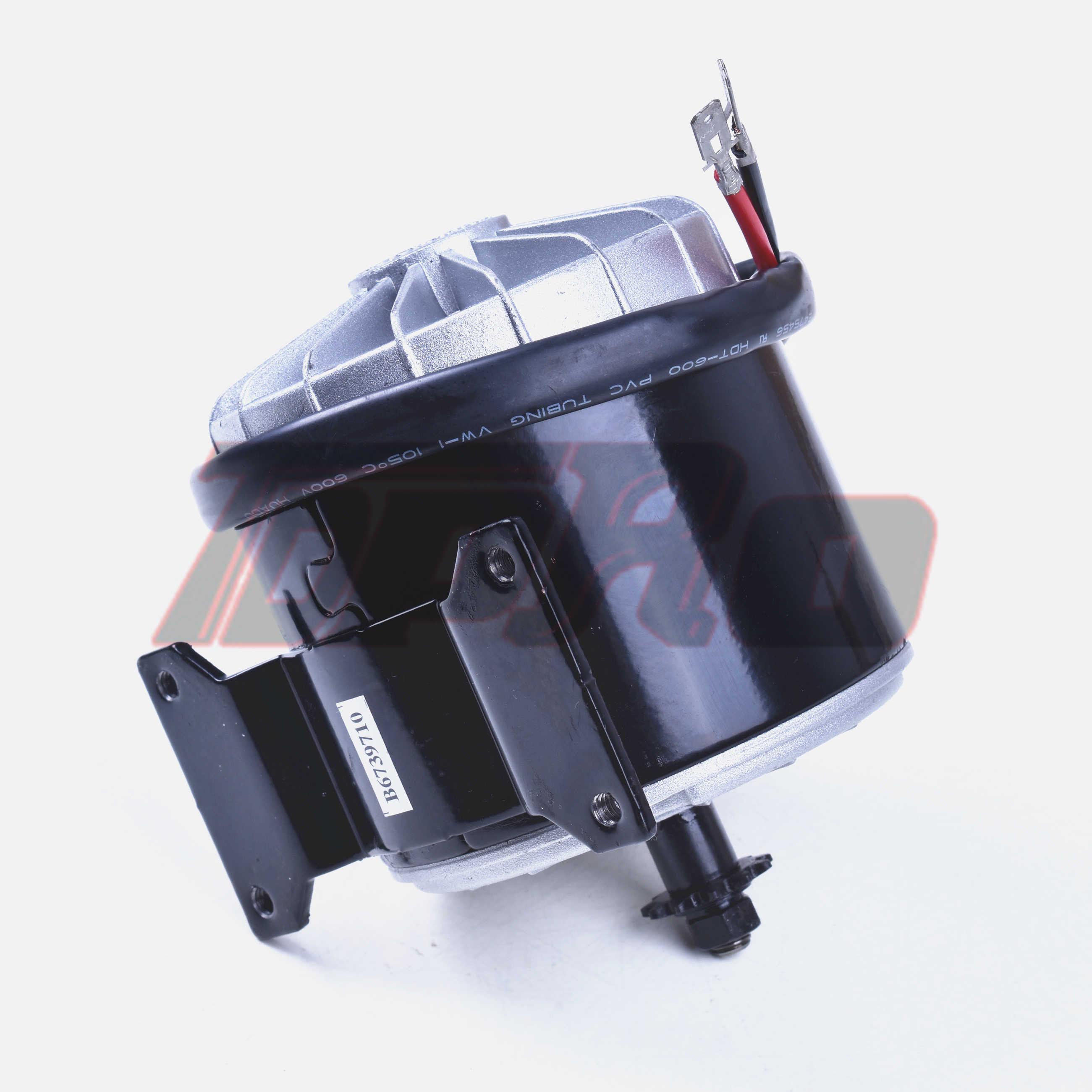 TDPRO 24V 250W 350W 500W Elektrikli Fırça Motor 11 Diş Dişli Motor Motorları Için Motosiklet 25H Zincir ATV Go Kart Ebike Scooter