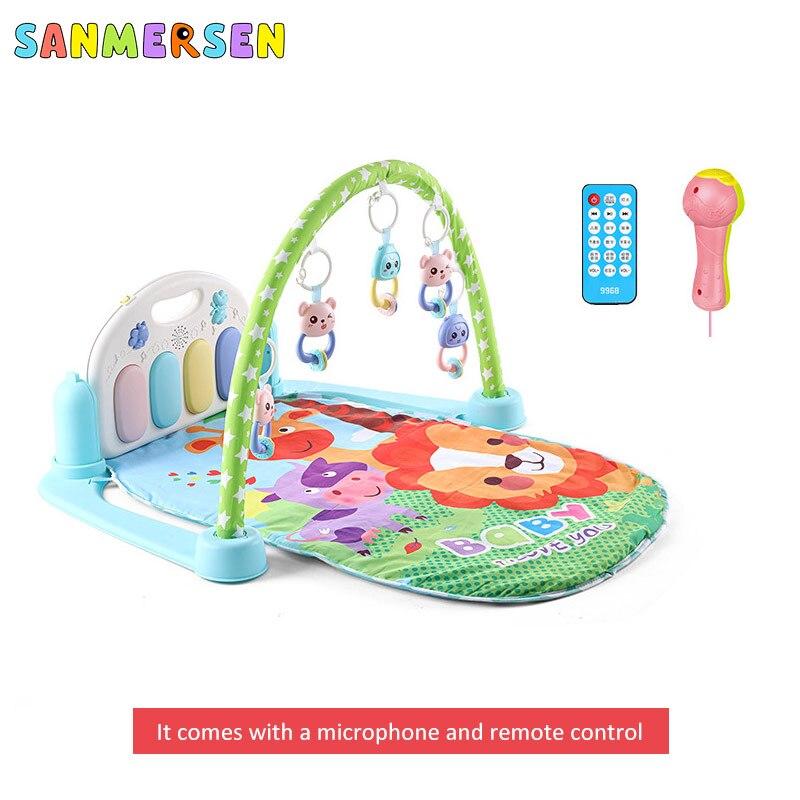 brinquedos esteiras do bebê fitness quadro multifunções