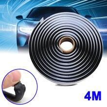 4 м черный бутилкаучуковый клей герметик для автомобильных фар