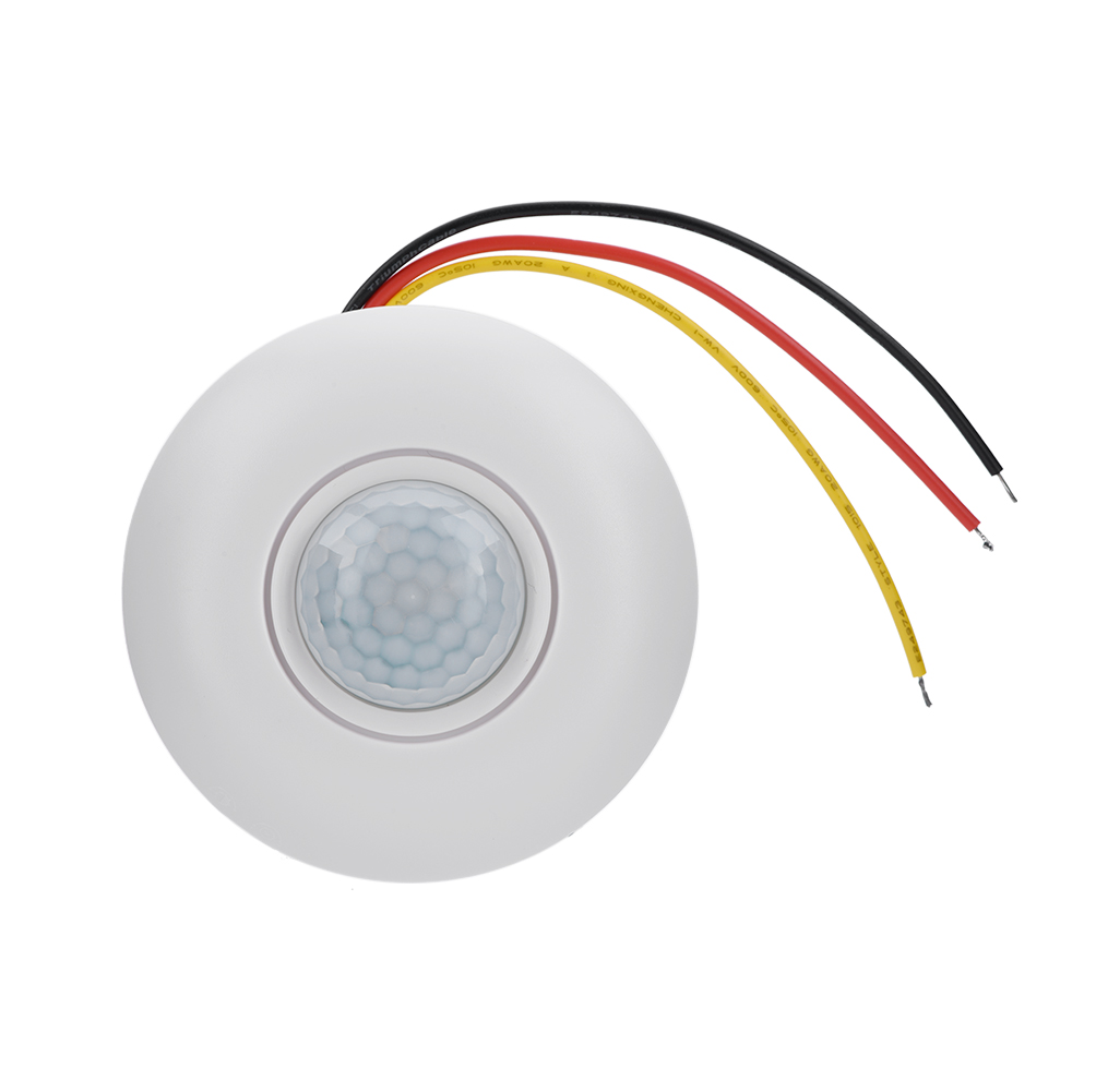 Infrared PIR Motion Sensor Switch With Time Delay Infrared Motion Sensor Switches For LED Ceiling Light