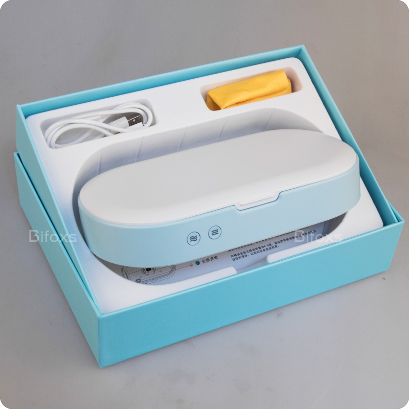 Image 5 - UV Lamp Sterilizer Disinfection Box Phone Sanitizer with Wireless Charger Aromatherapy FunctionHousehold UV Sterilizers   -