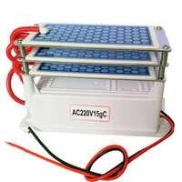 Casa de ozono purificador de aire ozonizador desodorante generador de ozono ionizador de esterilización germicida de la desinfección limpio