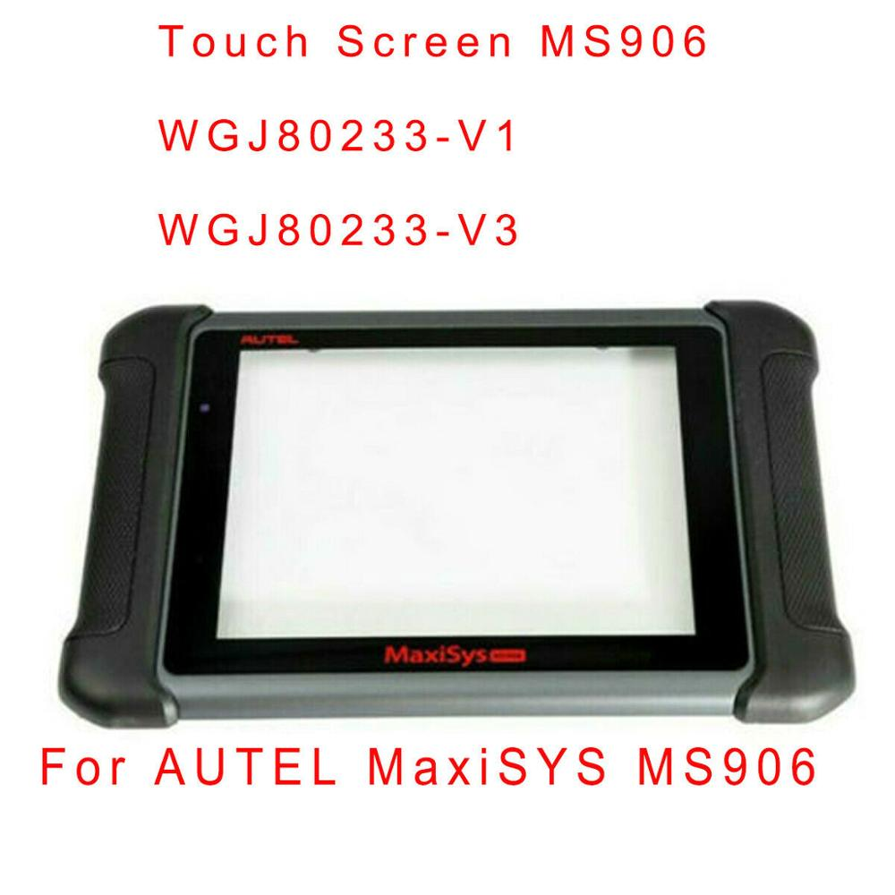 Original Touch Screen For AUTEL MaxiSYS MS906 F-WGJ80233-V3 MS906BT MS908 PRO MS906TS Auto Scanner Touch Screen