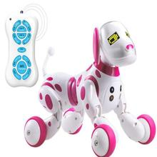 Toy Rc-Robot Intelligent Smart-Talking Pet-Toy Sing Birthday-Gift Led Dance Animals Interactive