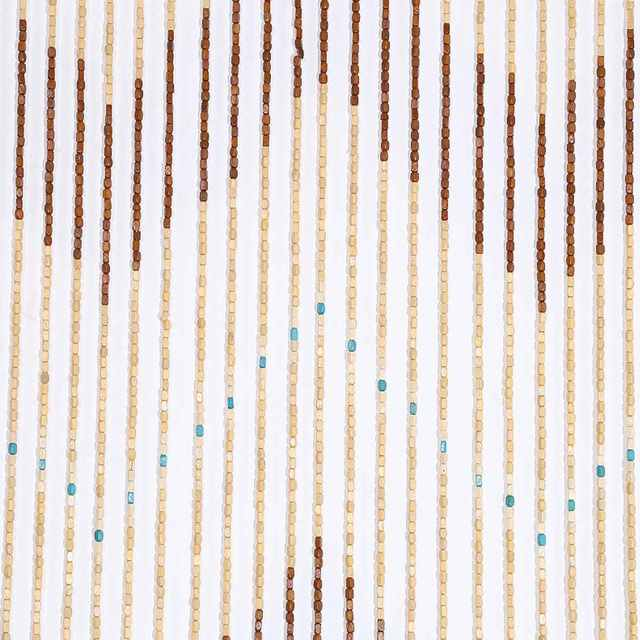 31 Line Wooden Bead Curtain 5