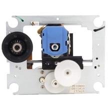New KHM 230AAA DVD Quang Tia Laser Ống Kính Có Giá Đỡ Ánh Sáng Nhìn Thấy Tia Laser Đầu Thay Thế Sửa Chữa Một Phần