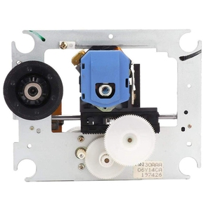 Image 1 - 브래킷 가시 광선 레이저 헤드 교체 수리 부품과 New KHM 230AAA DVD 광학 레이저 렌즈