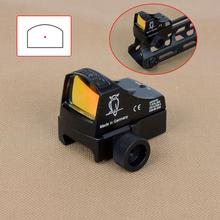 Tactical Optics Doctor 3 Red Dot Sight Auto Adjust Brightness According To Light For