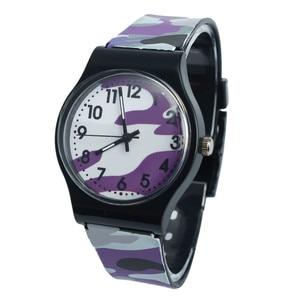 Быстрая доставка, Новые силиконовые камуфляжные детские часы, кварцевые наручные часы для девочек и мальчиков, студенческие часы, подарки н...