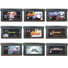 Circle of The Moon 32 Bit Video Game Cartridge Console Card for Nintendo GBA